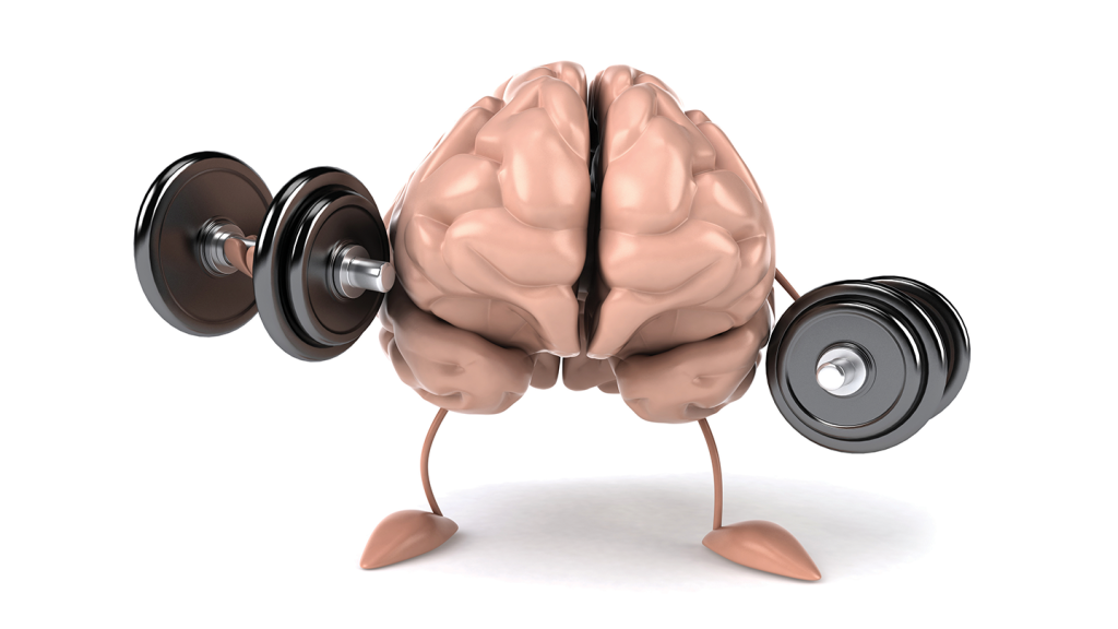 weights and brain