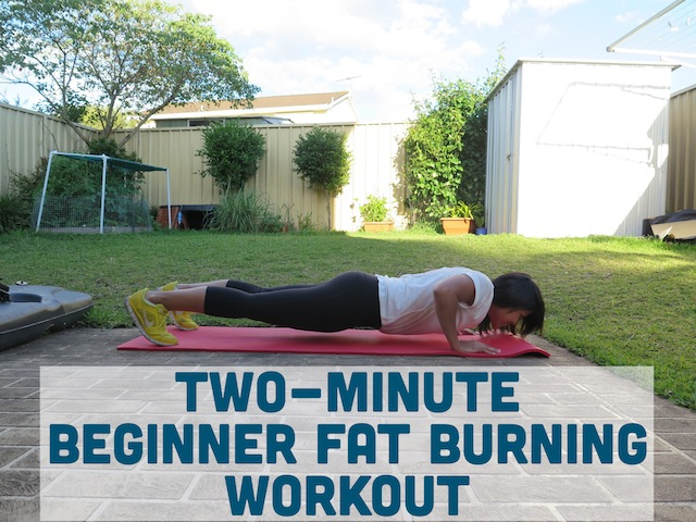 Beginner Fat Burning Workout