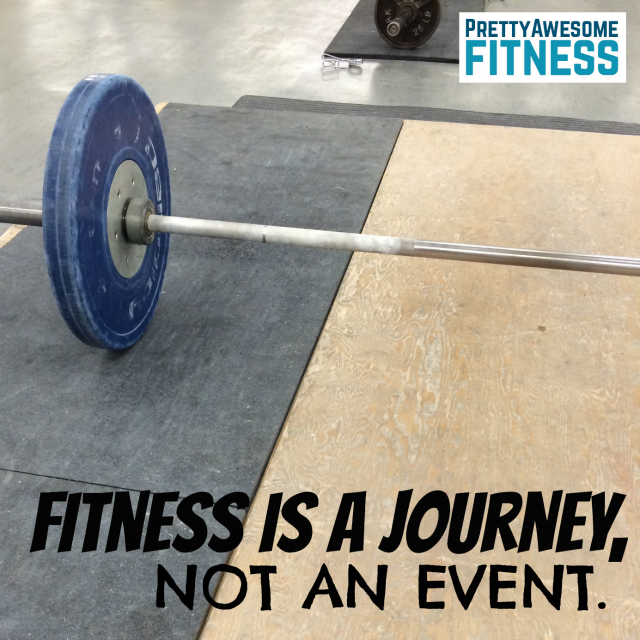 fitness is a journey 3