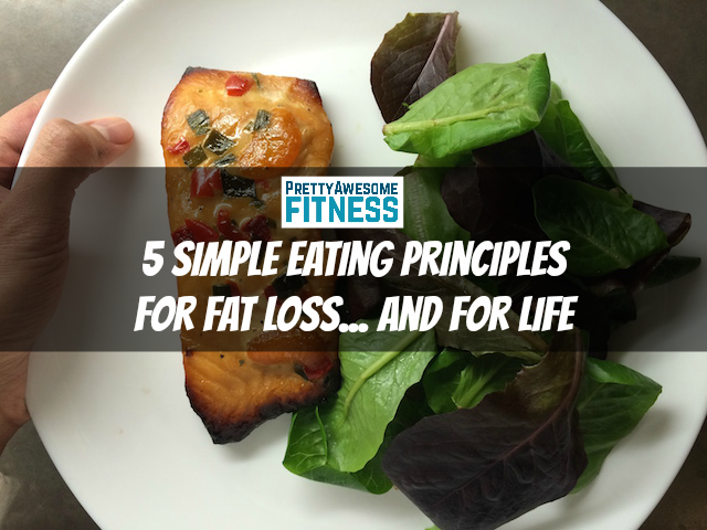 eating for fat loss