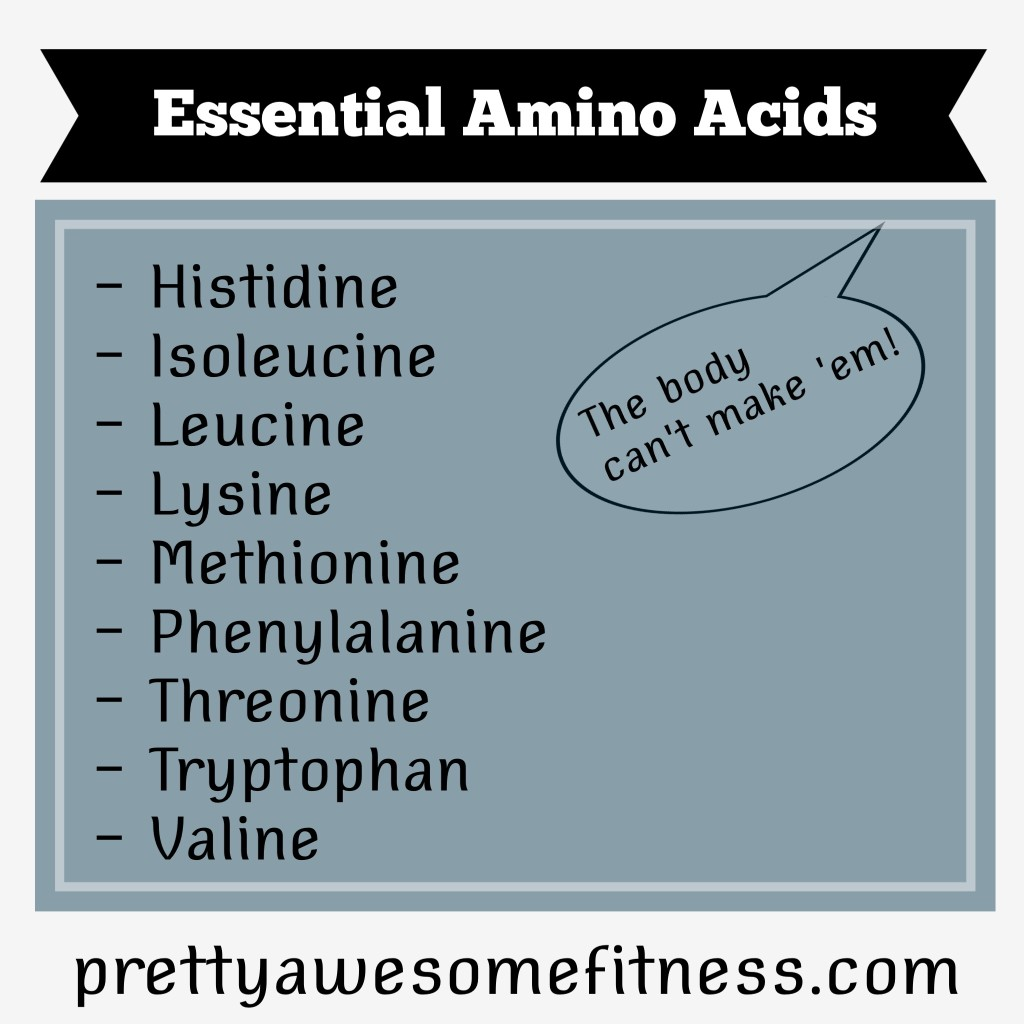 essential amino acids 8 things you probably didn t about proteins for 5753
